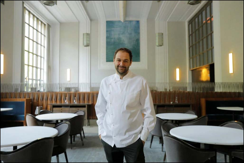 Photo of Daniel Humm